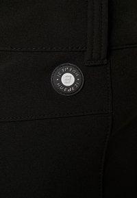 Icepeak - ENIGMA - Pantalon de ski - black - 5