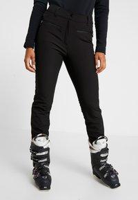 Icepeak - ENIGMA - Pantalon de ski - black - 0