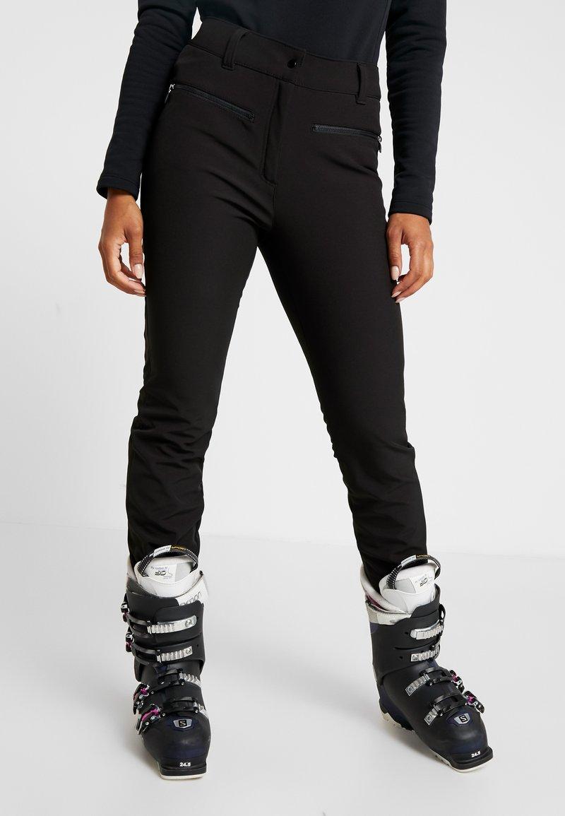 Icepeak - ENIGMA - Pantalon de ski - black