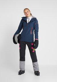 Icepeak - CLEARFIELD - Ski- & snowboardbukser - anthracite - 1