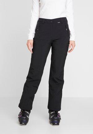 NOELIA - Snow pants - black