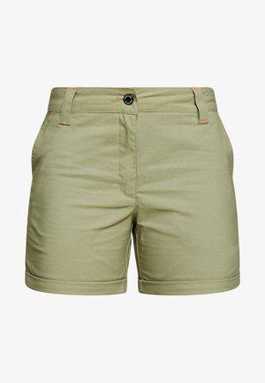 CAROLINE - Sports shorts - antique green