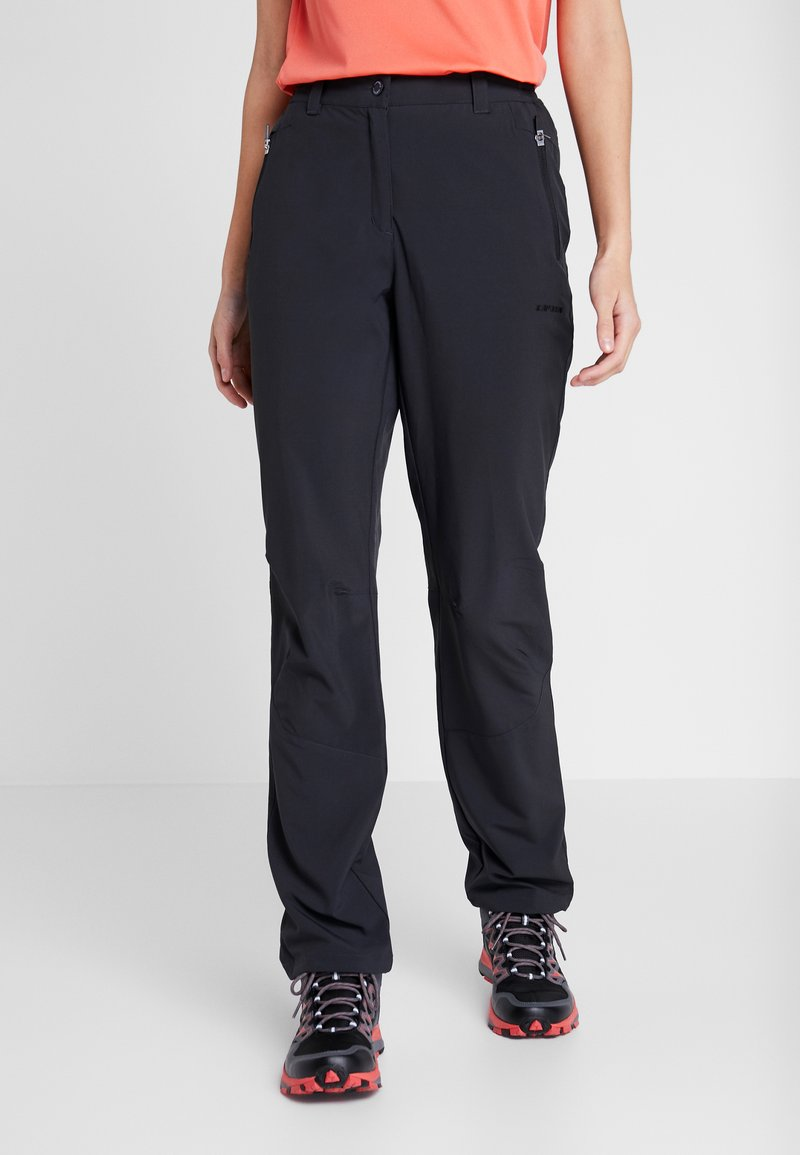 Icepeak - BEACH - Outdoor trousers - anthracite