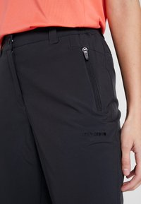 Icepeak - BEACH - Outdoor trousers - anthracite - 5