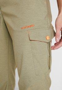 Icepeak - CAROGA - Outdoor trousers - antique green - 3