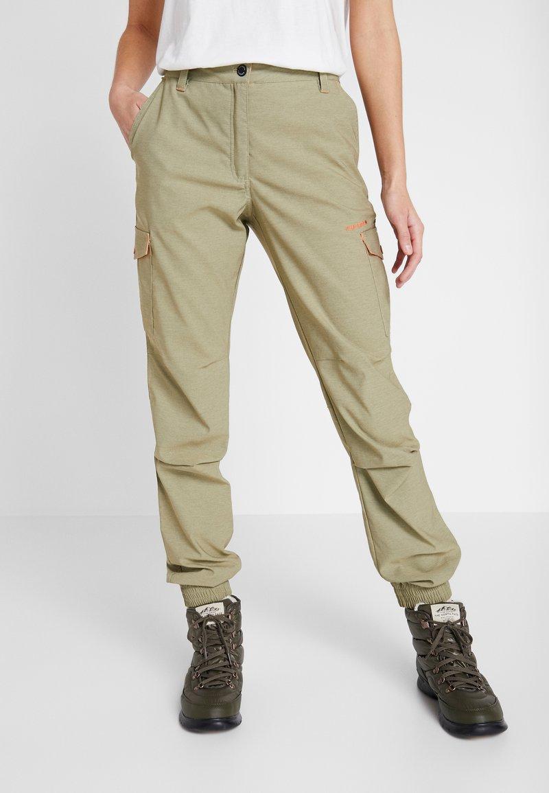 Icepeak - CAROGA - Outdoor trousers - antique green