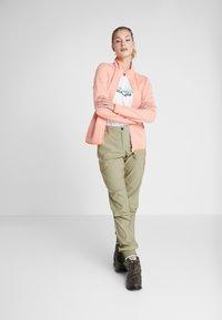 Icepeak - CAROGA - Outdoor trousers - antique green - 1
