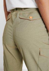 Icepeak - CAROGA - Outdoor trousers - antique green - 4