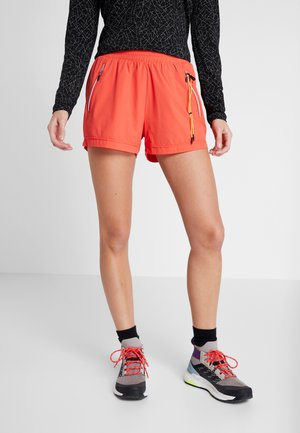 ERIN - Sports shorts - classic red