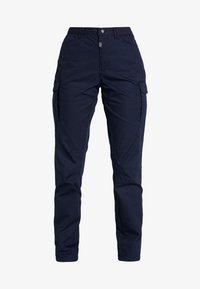 Icepeak - AUGUSTA - Cargo trousers - dark blue - 4