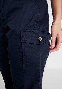Icepeak - AUGUSTA - Cargo trousers - dark blue - 3