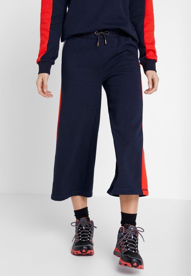 AZUSA - Teplákové kalhoty - dark blue