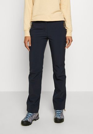 TAVITA - Outdoor trousers - dark blue