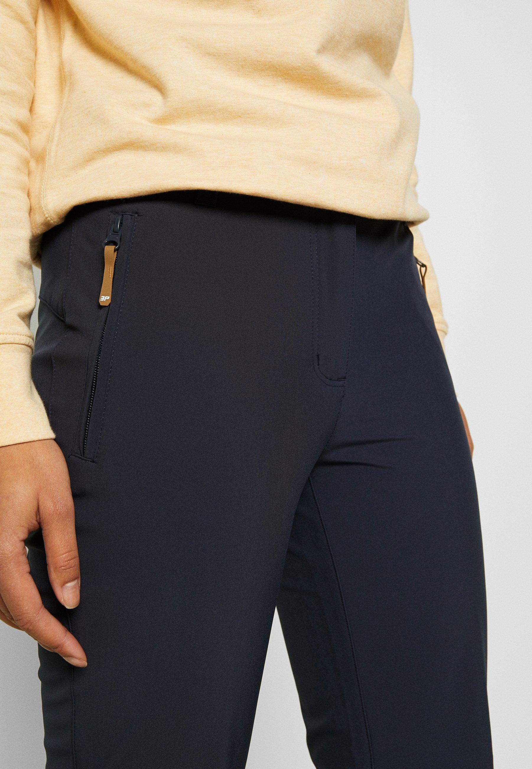 Icepeak Tavita - Pantaloni Outdoor Dark Blue k8ea9JL