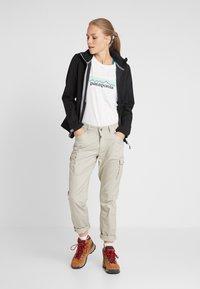 Icepeak - LUCY - Soft shell jacket - black - 1