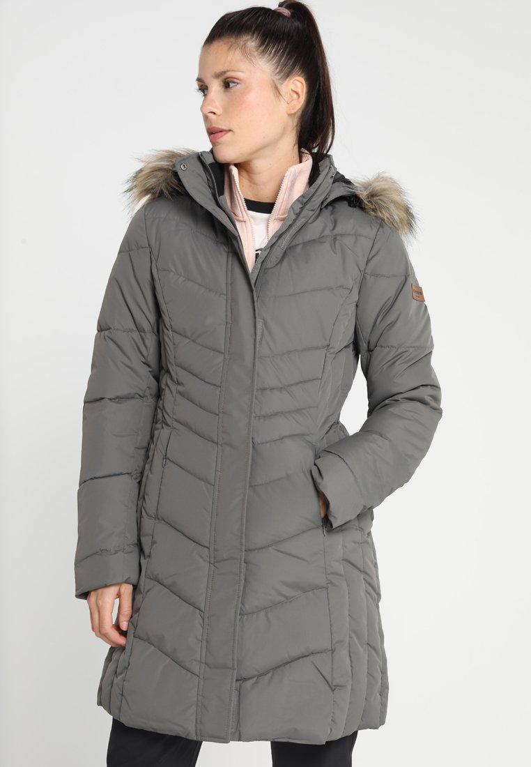 Icepeak - PAIVA - Płaszcz zimowy - dark khaki