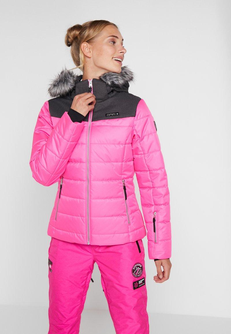 Icepeak - VINING - Ski jacket - pink