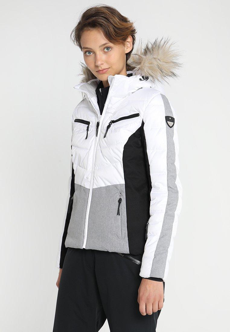 Icepeak - VALDA - Skijakker - optic white