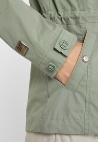 Icepeak - LARISSA - Outdoor jacket - olive - 7