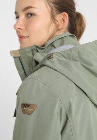 Icepeak - LARISSA - Outdoor jacket - olive - 4