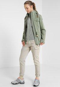 Icepeak - LARISSA - Outdoor jacket - olive - 1