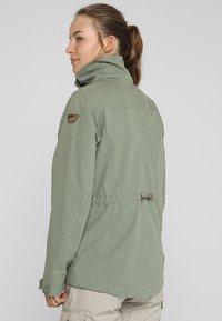 Icepeak - LARISSA - Outdoor jacket - olive - 3