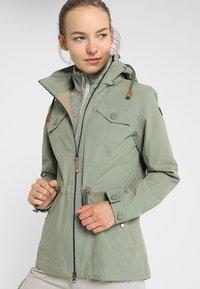 Icepeak - LARISSA - Outdoor jacket - olive - 0