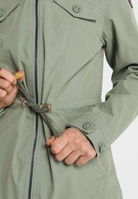 Icepeak - LARISSA - Outdoor jacket - olive - 5