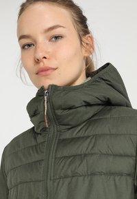 Icepeak - LENA - Outdoor jakke - dunkelolivgrün - 3