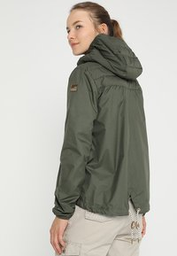 Icepeak - LENA - Outdoor jakke - dunkelolivgrün - 2