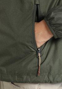 Icepeak - LENA - Outdoor jakke - dunkelolivgrün - 5