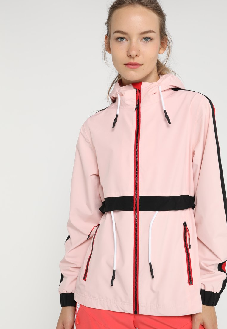 Icepeak - ELINA - Outdoor jacket - rosenrot