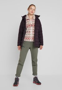Icepeak - PIDALL - Winter coat - bordeaux - 1