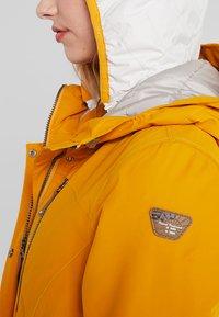 Icepeak - ADONA - Parka - yellow - 9
