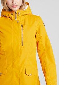 Icepeak - ADONA - Parka - yellow - 4