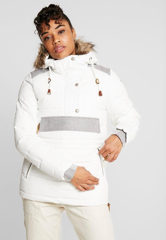 ALTA - Vinterjacka - natural white