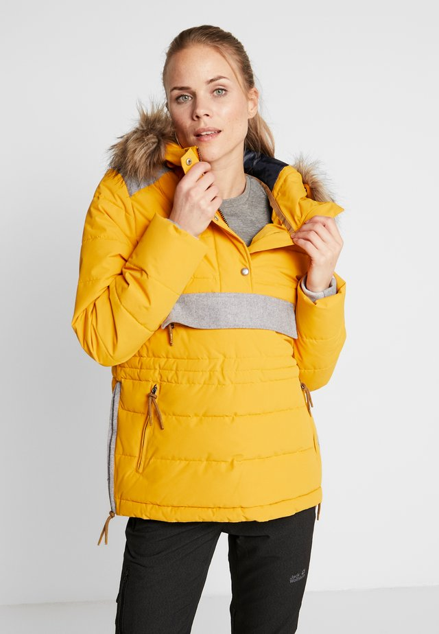 ALTA - Talvitakki - yellow