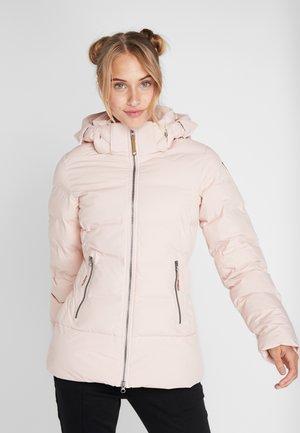 ANDRIA - Vinterjakke - baby pink