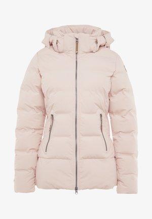 ANDRIA - Winter jacket - baby pink