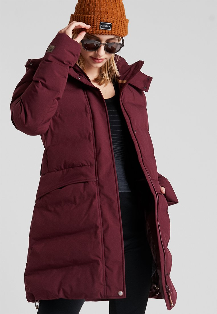 Icepeak - ANOKA - Winter coat - wine