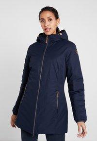 Icepeak - ARCATA - Winter coat - dark blue - 0