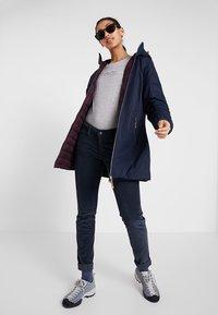 Icepeak - ARCATA - Winter coat - dark blue - 1