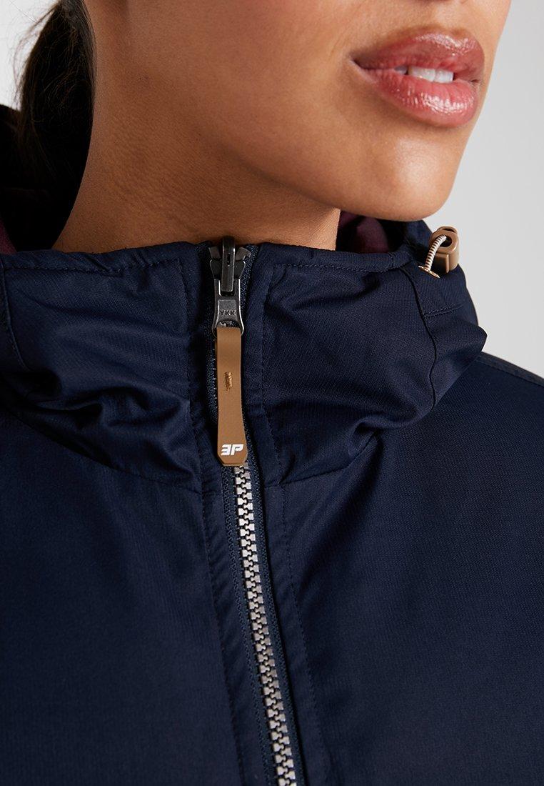 Icepeak ARCATA - Płaszcz zimowy - dark blue