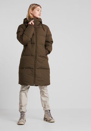 ALBANY - Down coat - olive