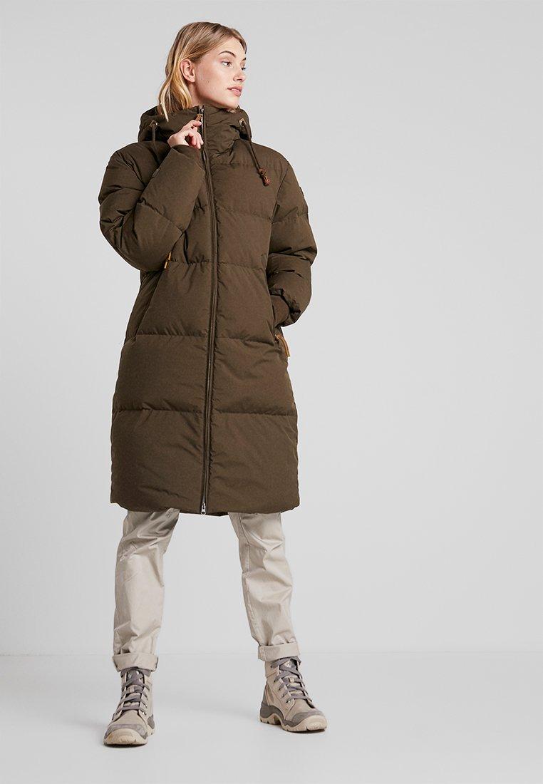 Icepeak - ALBANY - Down coat - olive