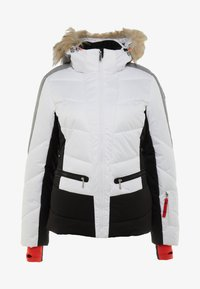 Icepeak - ELECTRA - Snowboardjacka - optic white - 7