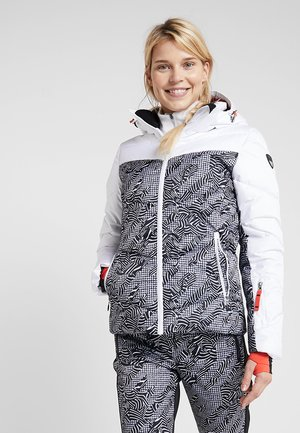 ELIZABETH - Veste de ski - optic white