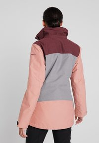 Icepeak - CAREY - Veste de ski - light pink - 3