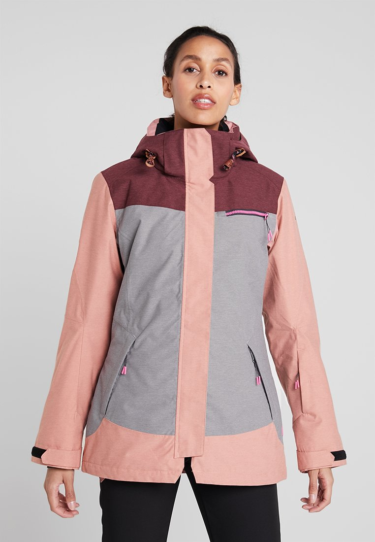 Icepeak - CAREY - Veste de ski - light pink