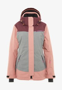 Icepeak - CAREY - Veste de ski - light pink - 5